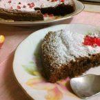 Torta Tenerina al cioccolato,la torta del amore o un amore di torta?