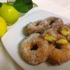 Le frittelle di mele facili e veloci, ricetta dolci di carnevale