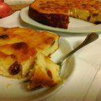 Torta dolce di semolino, una torta veloce facile originale e saporita