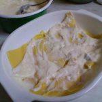 Lasagne bianche ai 4 formaggi