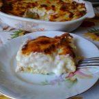 Lasagne bianche ai 4 formaggi,ricetta cremosissima