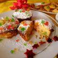 Ricette facili per dolci di carnevale, i pasticcini di riso.